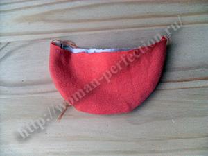 Гирлянда из флажков из ткани
